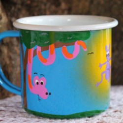 Fair Trade Safari Cup