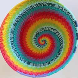 Fair Trade Handwoven Bowl