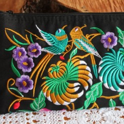 Fair Trade Embroidered Purse